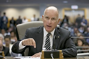 Gov. Brown Makes Dire Plea To Save California Climate Law