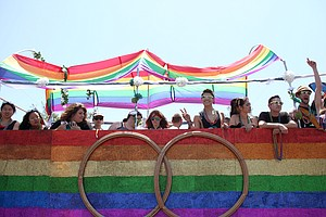 Photo for San Diego Pride Parade Celebration Goes Online