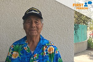 Photo for First Person: San Diego Tribal Elder Turns 100