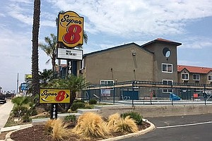 San Diego Council To Vote On Motel's Conversion To Transi...