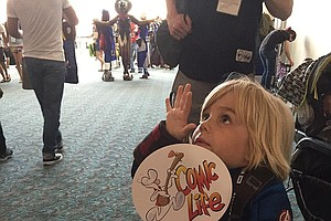 Bidding Farewell To Another Comic-Con: Hall H, Cosplay And A Death Star Coffe...