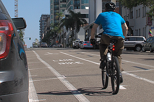 $61 Million Spent On SANDAG's Bike Program; Only 4 Miles Completed