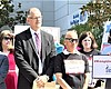 Coalition Of San Diego Health Care Groups Protests Efforts To Repla...