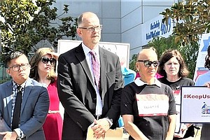 Coalition Of San Diego Healthcare Groups Protest Efforts To Replace Obamacare