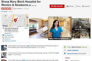 Yelp Offers Clinical Data And Consumer Ratings On California Hospitals