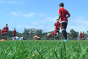 Photo for Settlement Reached To Resume Youth Sports In California