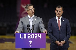 Los Angeles Expected To Host 2028 Olympics