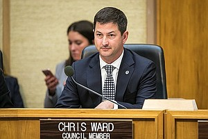 San Diego Councilman Chris Ward Reacts To State Of The Ci...
