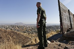 Homeland Security To Bypass Environmental Regulations In San Diego Border Wal...