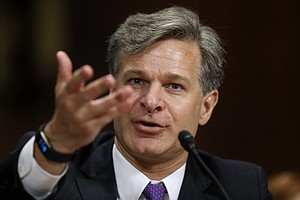 Senate Confirms Christopher Wray, Trump's Choice For FBI
