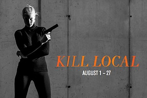 Photo for UC San Diego Grad Returns With Dark Comedy 'Kill Local'