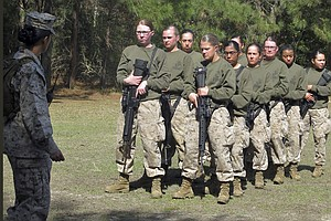 Marines Eye Plan To Put Women In West Coast Combat Training