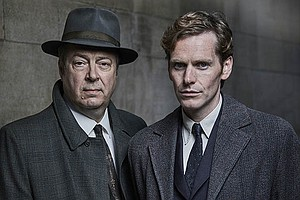 MASTERPIECE: Endeavour: Season 4