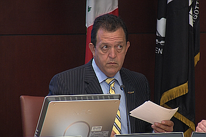 Embattled SANDAG Executive Director Gary Gallegos Wants O...