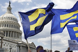 Lawsuit Opposes Trump's Ban On Transgender Military Service