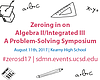 San Diego, Imperial County Educators Gather To Improve Algebra Educ...