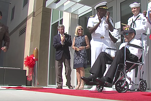 NAS North Island Building Named After African-American WWII Hero