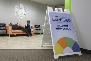 Photo for California's Uninsured Rate Drops To Record Low