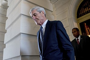 13 Russians Charged In Mueller Investigation