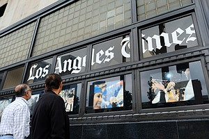 L.A. Times Owners Fire Top Editors In Staff Shakeup