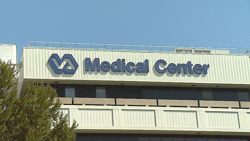 The San Diego VA Medical Center is pictured in this undated image.