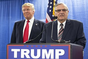 Joe Arpaio Will Run For A U.S. Senate Seat, Pledging Supp...
