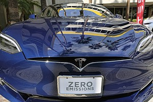 California Seeks To Boost Electric-Car Rebate Program