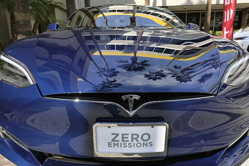 California Seeks To Boost Electric Car Rebate Program