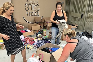 San Diego Teachers Organize Relief Effort For Hurricane H...