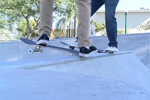 Skaters' Paradise Nears Completion In City Heights After ...