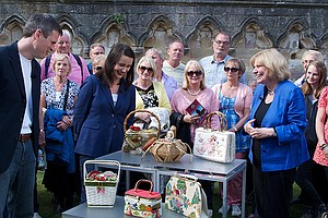 ANTIQUES ROADSHOW: Fountains Abbey 2
