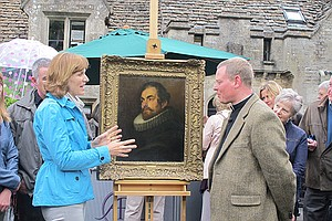 ANTIQUES ROADSHOW: Royal Agricultural University, Cirencester 1