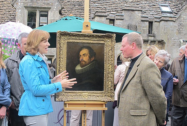 Antiques Roadshow Royal Agricultural
