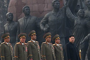 Photo for FRONTLINE: North Korea's Deadly Dictator