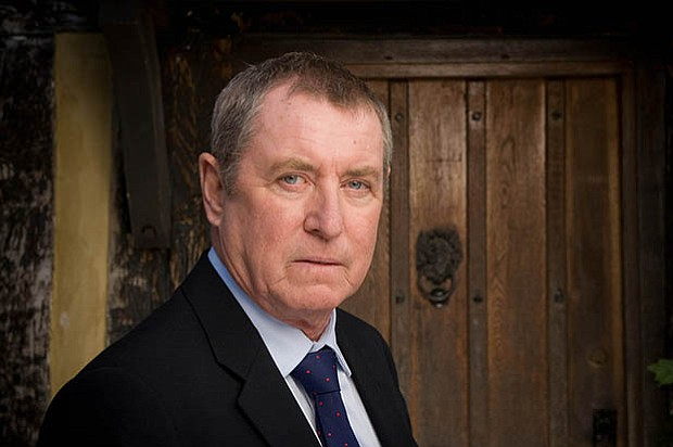 John Nettles, the perceptive and meticulous criminal investigator Detective C...