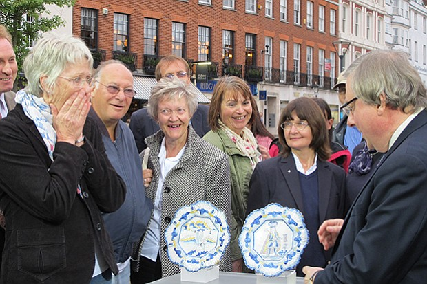 Antiques Roadshow Exeter Cathedral Kpbs