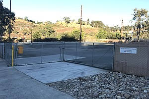 Another Parking Lot For Homeless Living Out Of Cars Opens In San Diego