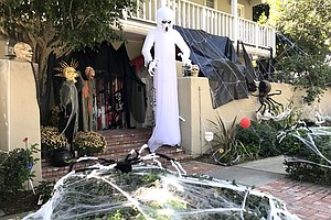 Coronado Named One Of The Top Trick-Or-Treating Neighborh...