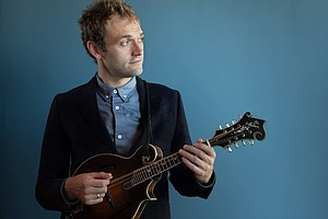 Chris Thile Brings 'A Prairie Home Companion' To San Diego