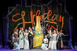 GREAT PERFORMANCES: Irving Berlin's Holiday Inn - The Broadway Musical (on KP...
