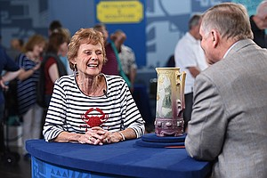 ANTIQUES ROADSHOW: Junk In The Trunk 4 (Hour 2) | KPBS