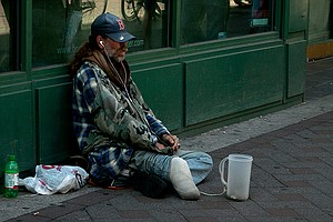 Councilman Ward Backs Mayor's Response To San Diego's Homelessnes...