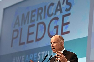 Gov. Brown Tells UN Climate Conference Not To Worry About...