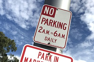 Photo for San Diego To Begin Enforcing Parking Regulations Friday