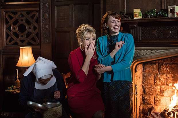 Call The Midwife Christmas Special.Call The Midwife Holiday Special 2017 Kpbs