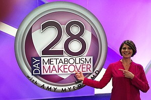 28 Day Metabolism Makeover With Amy Myers, MD