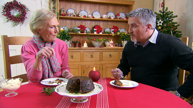 THE GREAT BRITISH BAKING SHOW: Christmas Masterclass ...