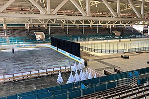 Frozen Fairgrounds: How Del Mar And Other Ice Rinks Keep ...