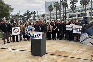 San Diego's Deal To Secure Land For Convention Center Exp...