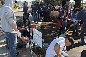 Cleanup In City Heights Benefits Somali Neighborhood